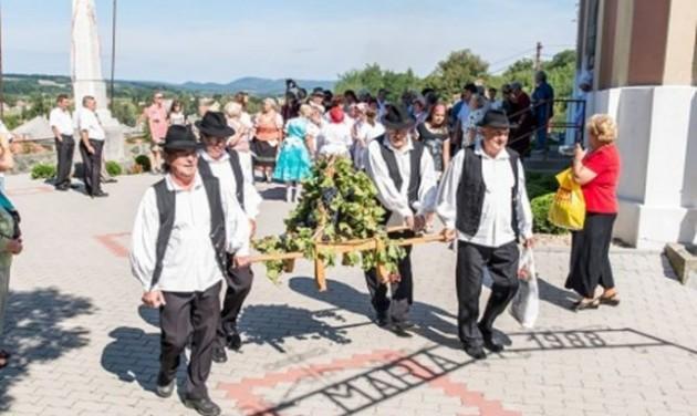 Show Domb Fesztivállal újít Egerszalók