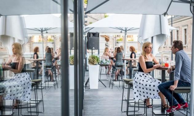 Párizsi hangulatban zajlott az ART Catering bemutatkozása