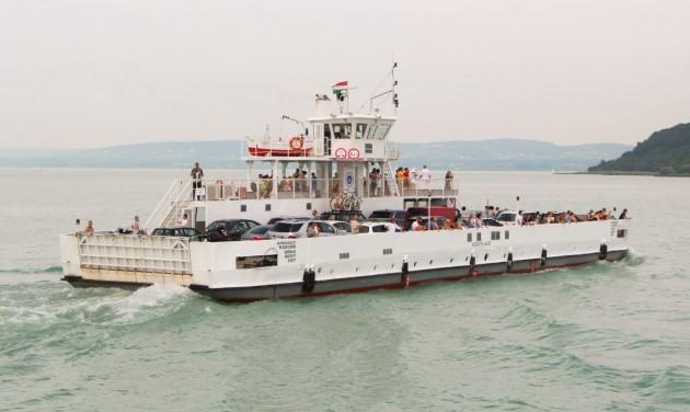 Indul a hajózási főszezon a Balatonon