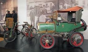 Első világháborús kiállítás nyílt a Postamúzeumban