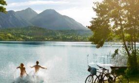 Élménykerékpározás Karintiában