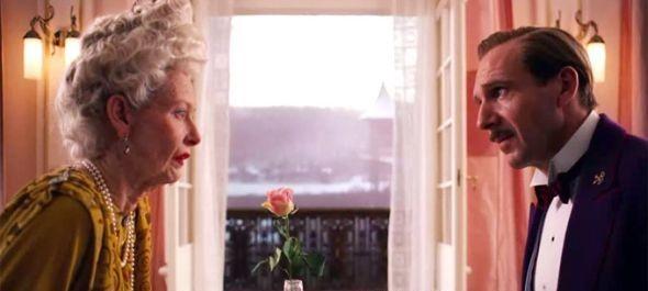 Sztárparádé A Grand Budapest Hotel című filmben