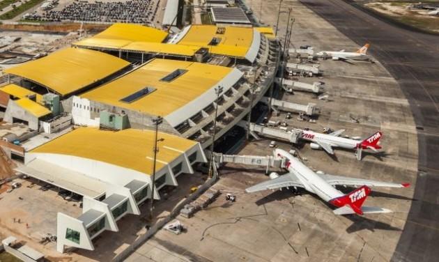 Forgalomkorlátozások Manaus repülőterén