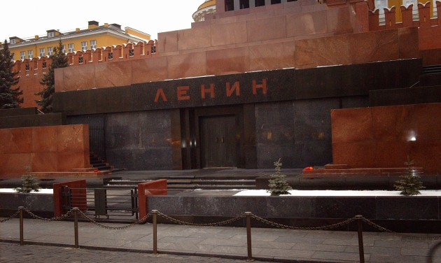 Két hónapra bezárják a Lenin-mauzóleumot