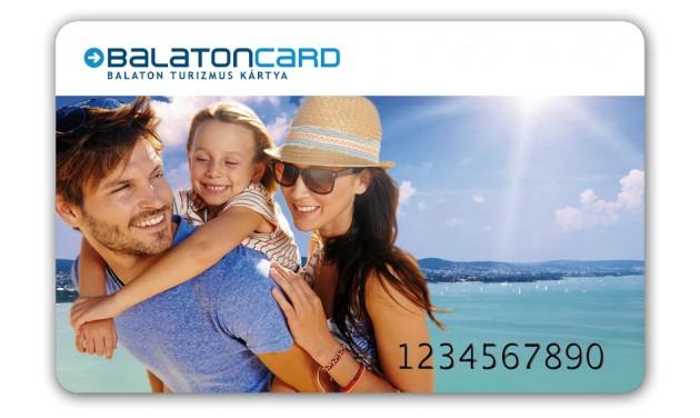 A nyárral együtt megérkezett az új Balatoncard