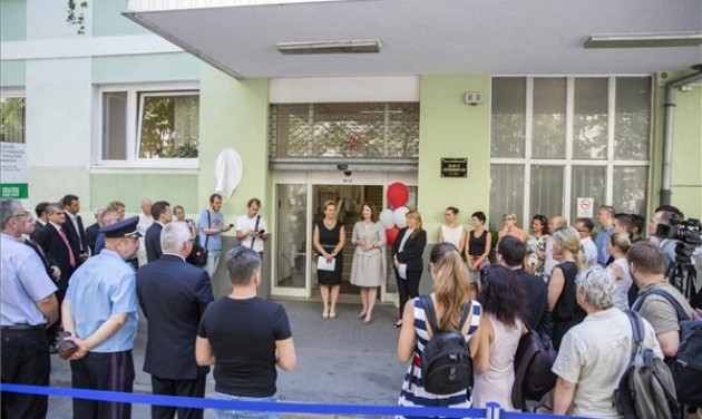 Újranyílt az osztrák tiszteletbeli konzuli iroda Szegeden