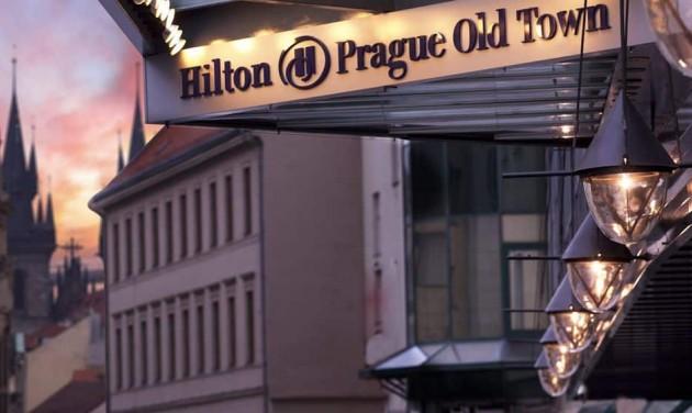 Milliárdos fejlesztés a Hilton Prague Old Town szállodában