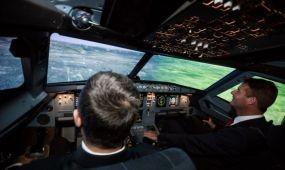 Újabb pilótafülke-szimulátort adott át a Wizz Air