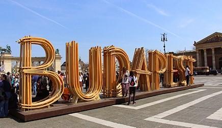 Budapest ezüstérmes az InterRail versenyén