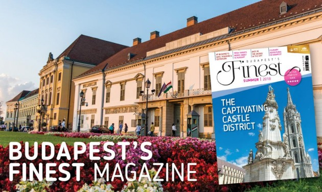 Megjelent a Budapest's Finest nyári száma