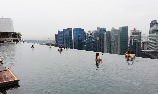 Szingapúr fényei, Ázsia ízei
