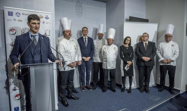 Dupla szakácsverseny 2019-ben