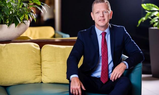 Új vezető a budapesti Marriott szállodáknál