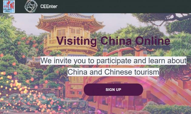 Online edukációs sorozat indult Kína turizmusáról