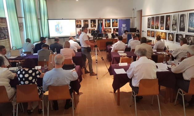 Duna borutat hoz létre Bács-Kiskun megye a Vajdasággal