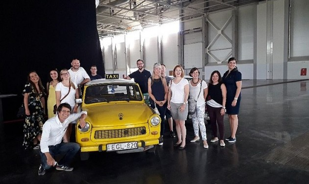 Hungexpo receives fam trip participants from German, UK markets