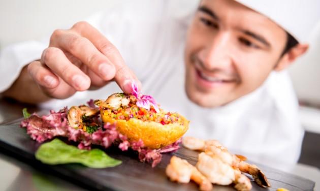 Szakácstréning a Külügy szakácsainak