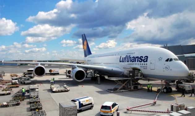 130 millió utassal a Lufthansa csoport a legnagyobb Európában