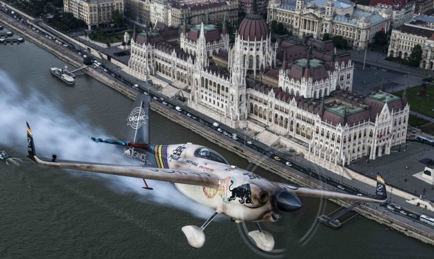 Budapest denies permits to this year's planned Red Bull Air Race
