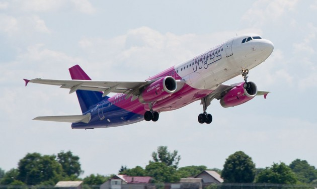 Új Wizz Air-járat indulhat Budapestről Lembergbe