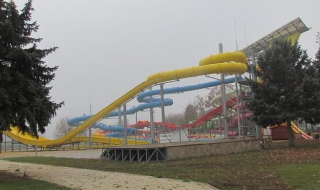 XXI. századi gyógy- és egészségpark a Zsóry fürdő környezetében