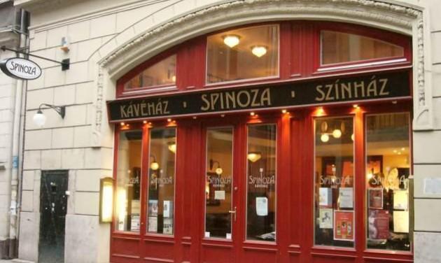 Újra Spinoza Zsidó Fesztivál