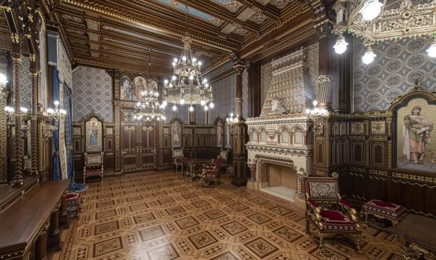 Magyarország vár – Újjászületett a Szent István-terem, a Budavári Palota csodája
