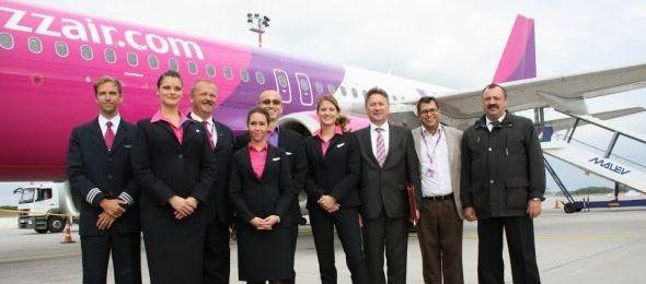 13 ezren vettek már jegyet a Wizz Air moszkvai járatára