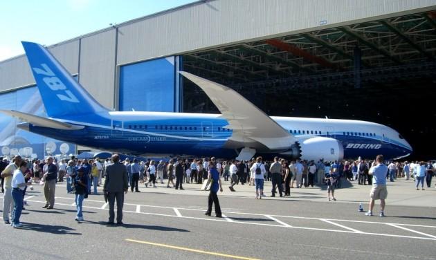 Javította féléves profitját a Boeing