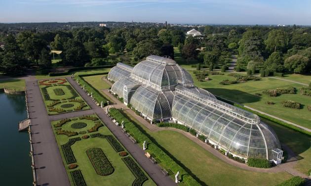 Látogatható a londoni Kew Gardens titkos királyi kertje