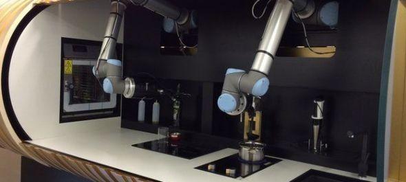 Háztartásokba szánt robotséffel rukkolt elő egy brit cég