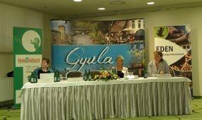 Országos Tourinform-találkozó Gyulán