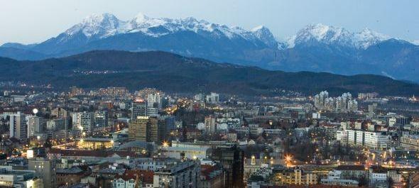 Ljubljana lesz a 2016-ban Európa Zöld Fővárosa