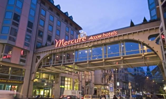 Nagy átépítések az AccorHotelsnél Budapesten