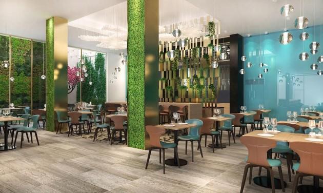 2018-ban nyit a Hilton Garden Inn Budapest City Centre