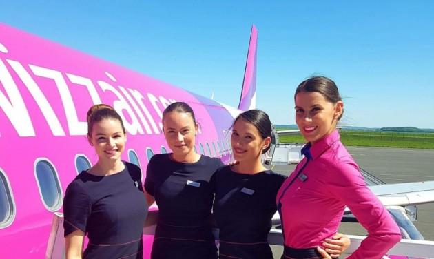 Májusban is dübörgött a Debrecen Airport - Új úti célok