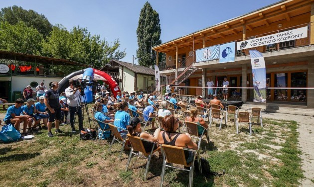 Két aktív turisztikai szálláshely és vízitúraközpont újult meg a Dunakanyarban