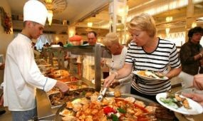 Az étkezés a legfontosabb szempont a belföldi wellness-turistáknak