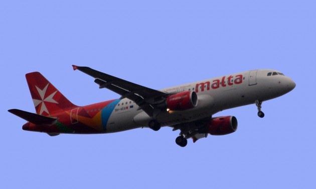 Ryanair-Air Malta partnerség