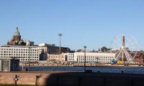 Óriáskerék nyílt Helsinkiben