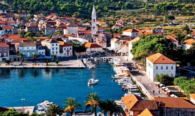 Rekordot döntött idén a horvátországi turizmus