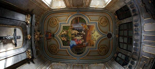 A kiállítások mellett vinotéka is lesz a felújított egri érseki palotában