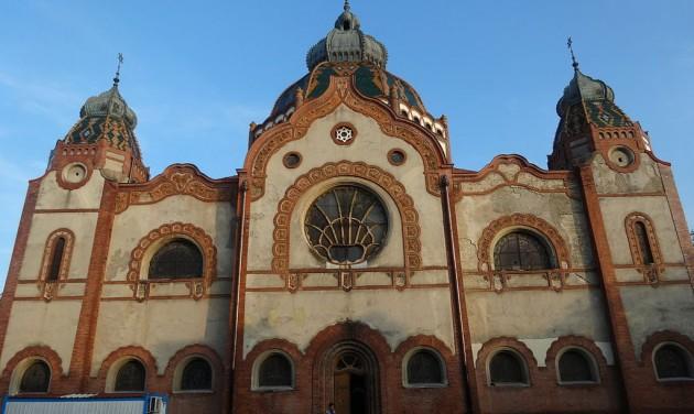 Megnyitja kapuit a szabadkai zsinagóga