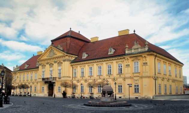 Programok és múzeumrekonstrukció Székesfehérvárott