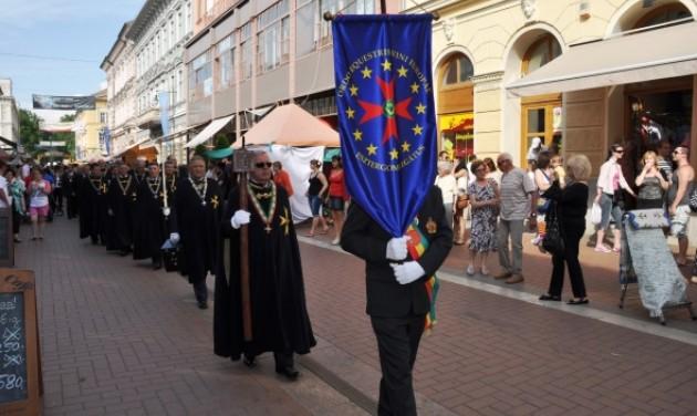 Borfesztivál Szegeden