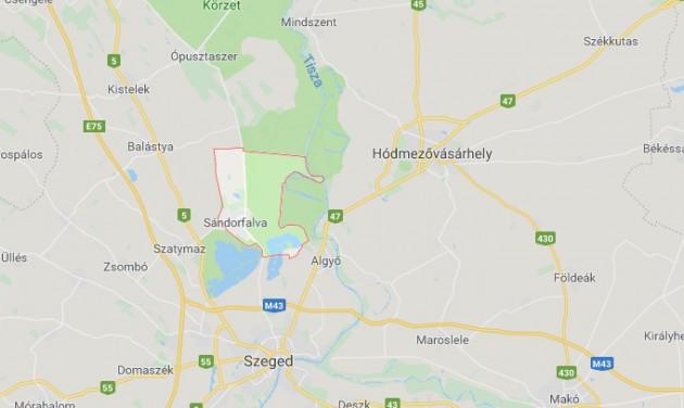 Kerékpárút épül Szeged és Ópusztaszer között
