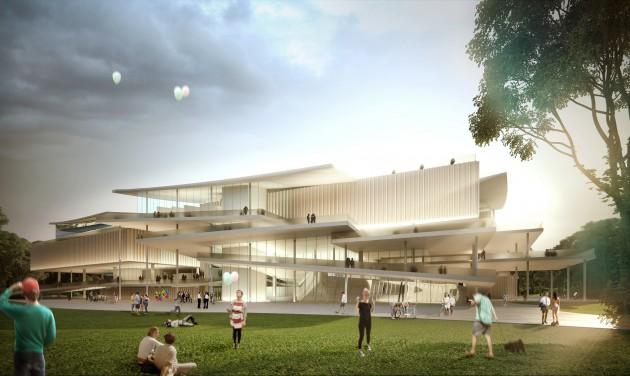 Jövőre kezdődik az új Nemzeti Galéria építése
