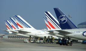 Csökkent az Air France-KLM és a Lufthansa, nőtt az IAG utasforgalma