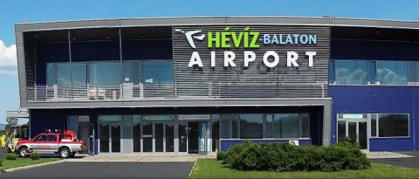 Briteké lehet a Hévíz-Balaton reptér
