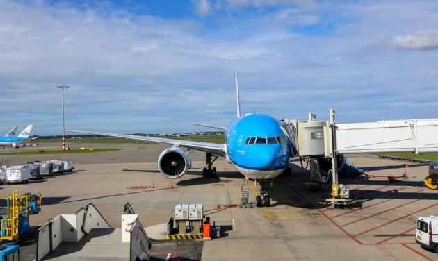 A KLM megkaphatja az állami mentőcsomagot